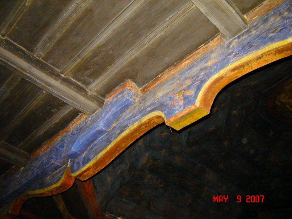 """Interior Biserica """"Sfântul Nicolae"""""""